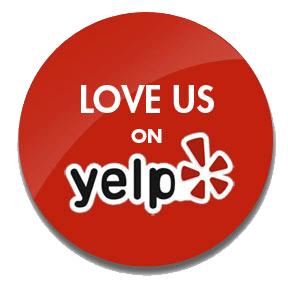 We on Yelp!